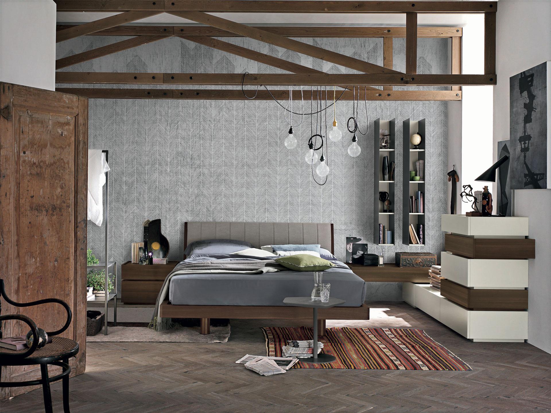 Camere da letto arredamenti molon gerardo arredamenti for Arredamenti al vo